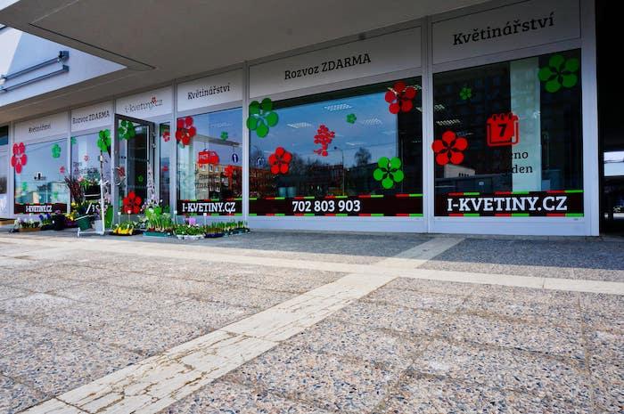 Květinářství Ostrava Hrabůvka