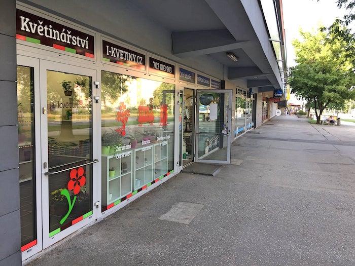 Květinářství Ostrava Zábřeh