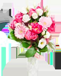 Květina k narozeninám a svátku