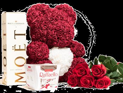 Květina - dárkové sety