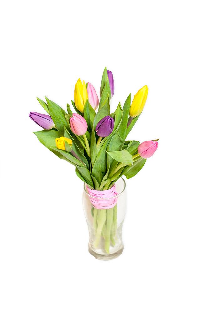 Čerstvé tulipány