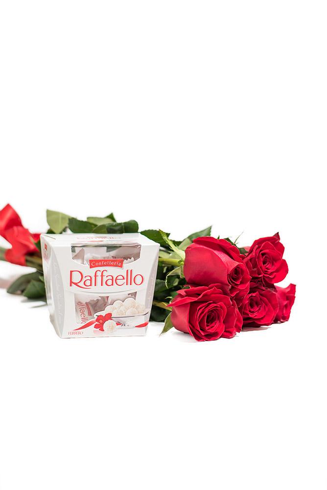 5 RŮŽÍ a Raffaello