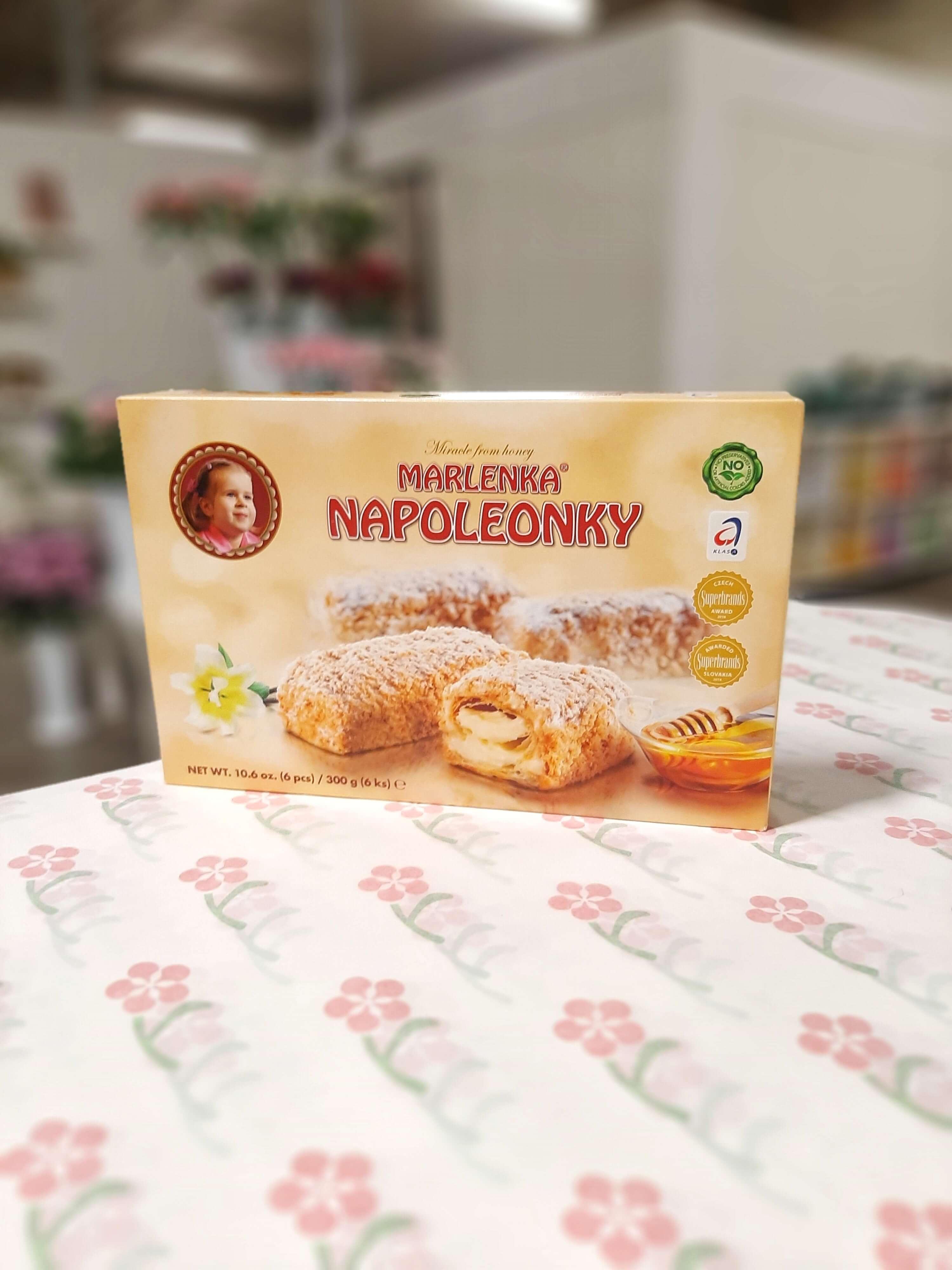 Napoleonky MARLENKA®
