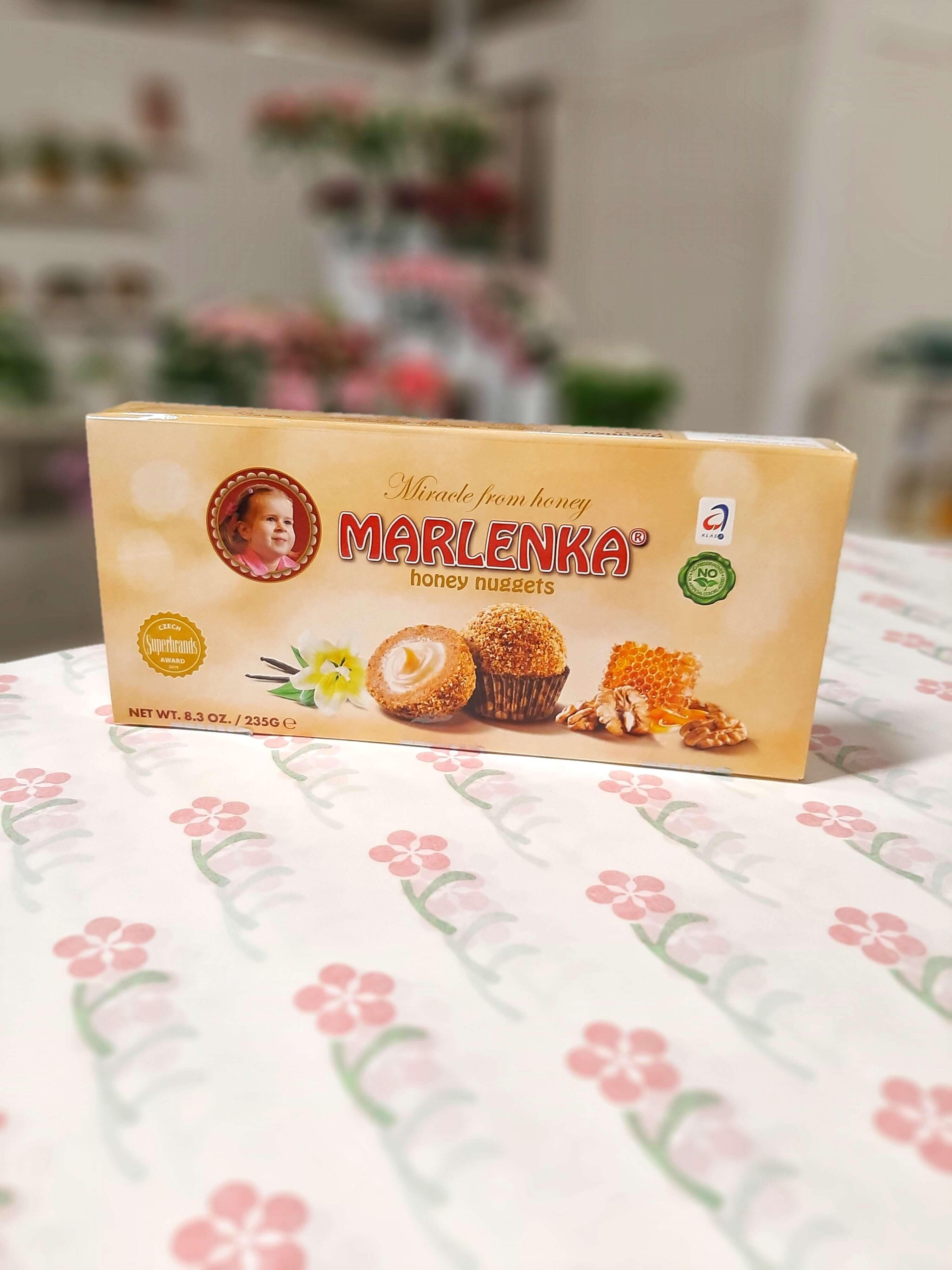 Medové kuličky Marlenka®