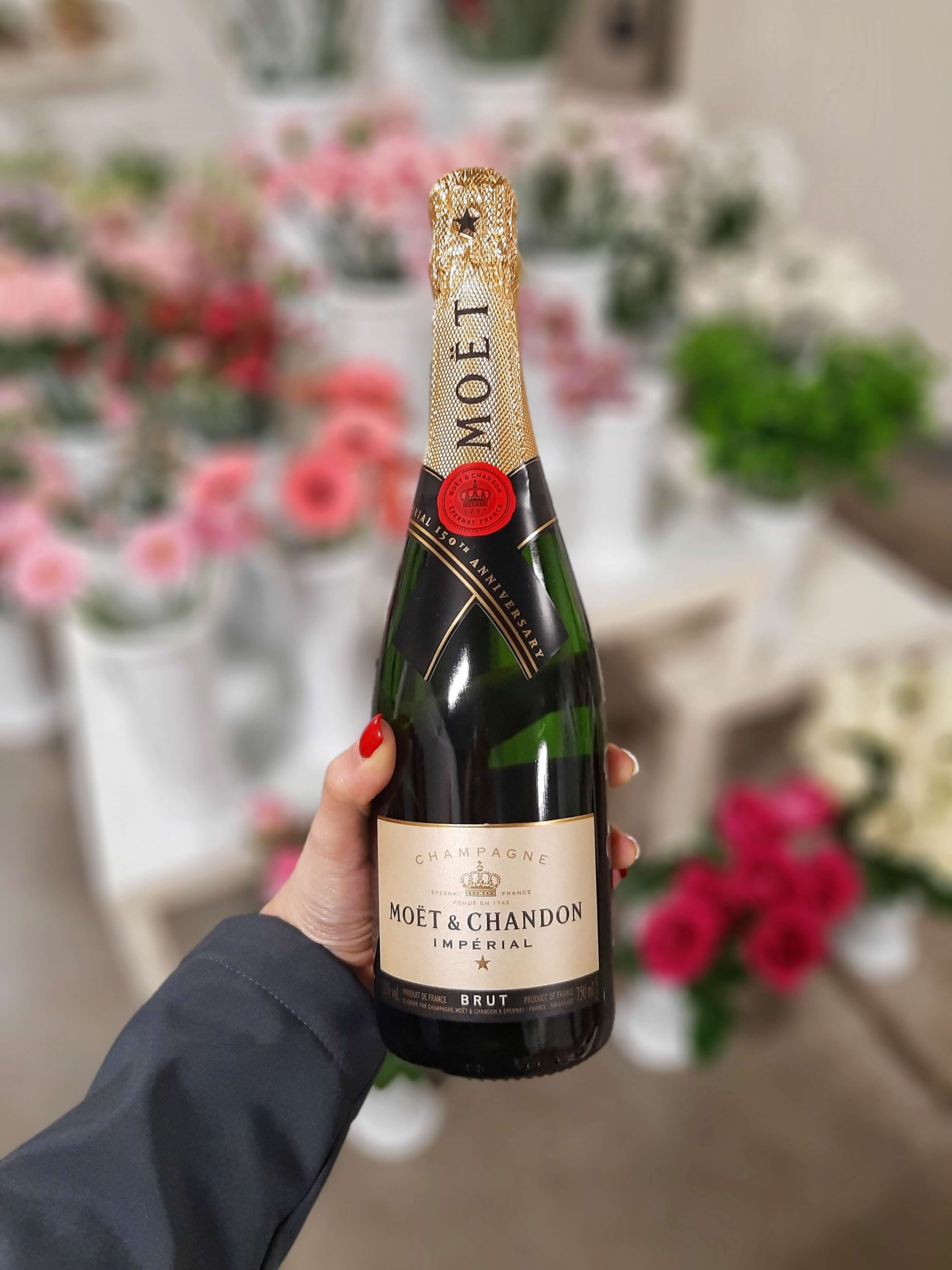 Moet and Chandon 0,75l