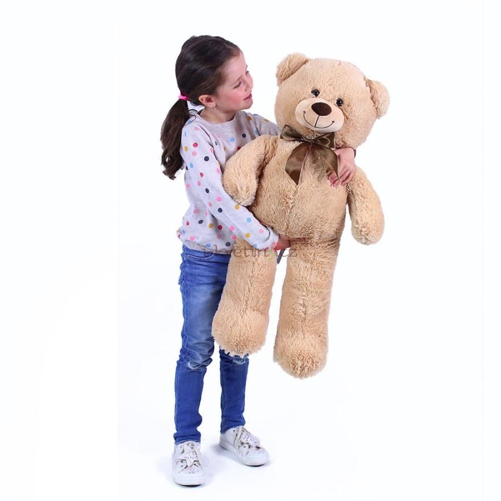 VELKÝ plyšový medvěd
